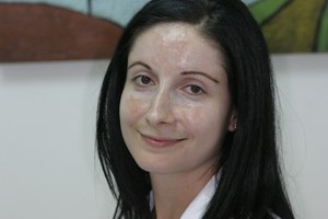 Efi Rouvali DA (Dental assistant)